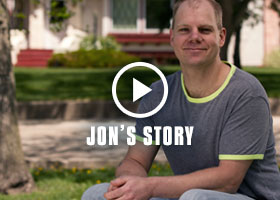 Jon is a master welder who found a better life in South Dakota. This video tells his story