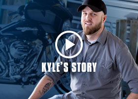 Kyle is a master welder who found a better life in South Dakota. This video tells his story