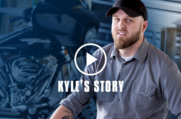Darnell's story on living and working in South Dakota